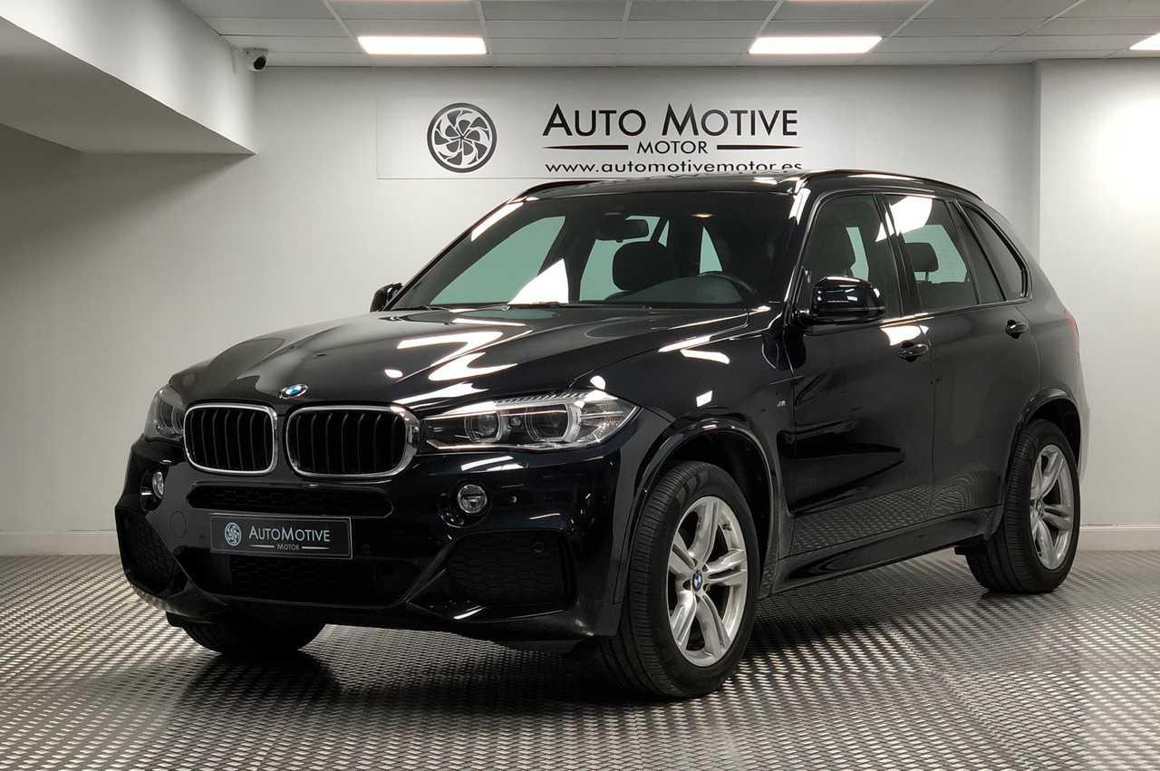 BMW X5 M 30d   - Foto 1
