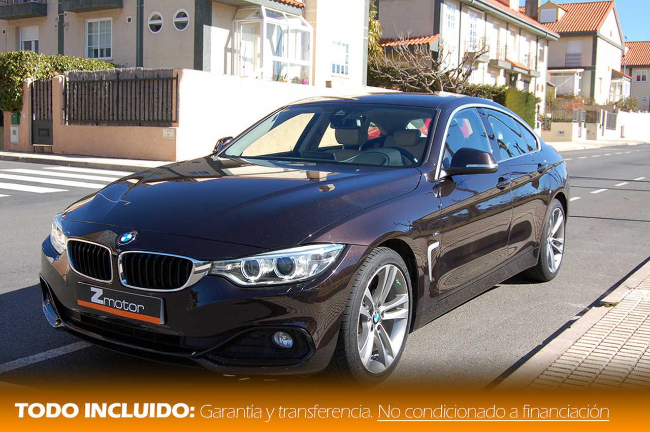 BMW Serie 4 Gran Coupé 420dA Sport 184cv Automático 8 vel.   - Foto 1
