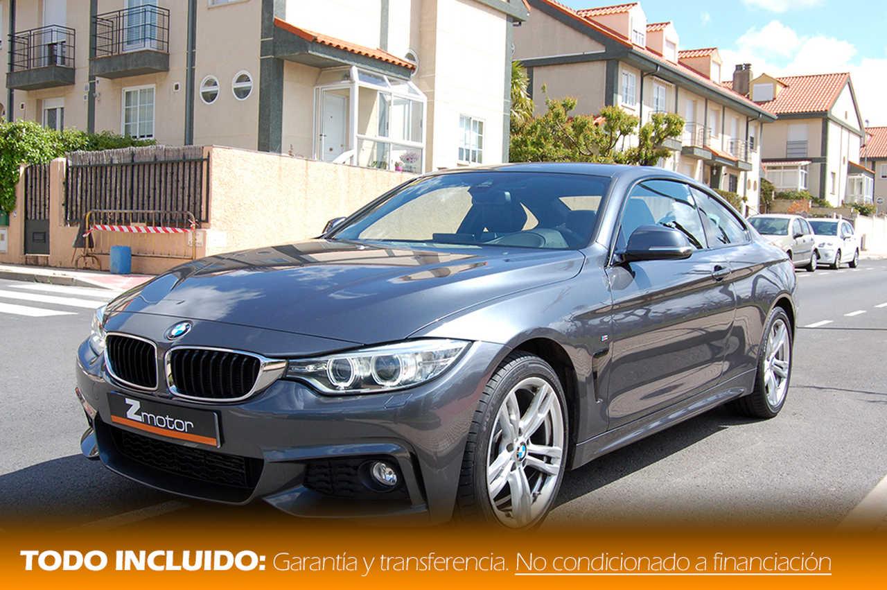 BMW Serie 4 Coupé 420da 184cv Coupe xDrive ///M Sports   - Foto 1