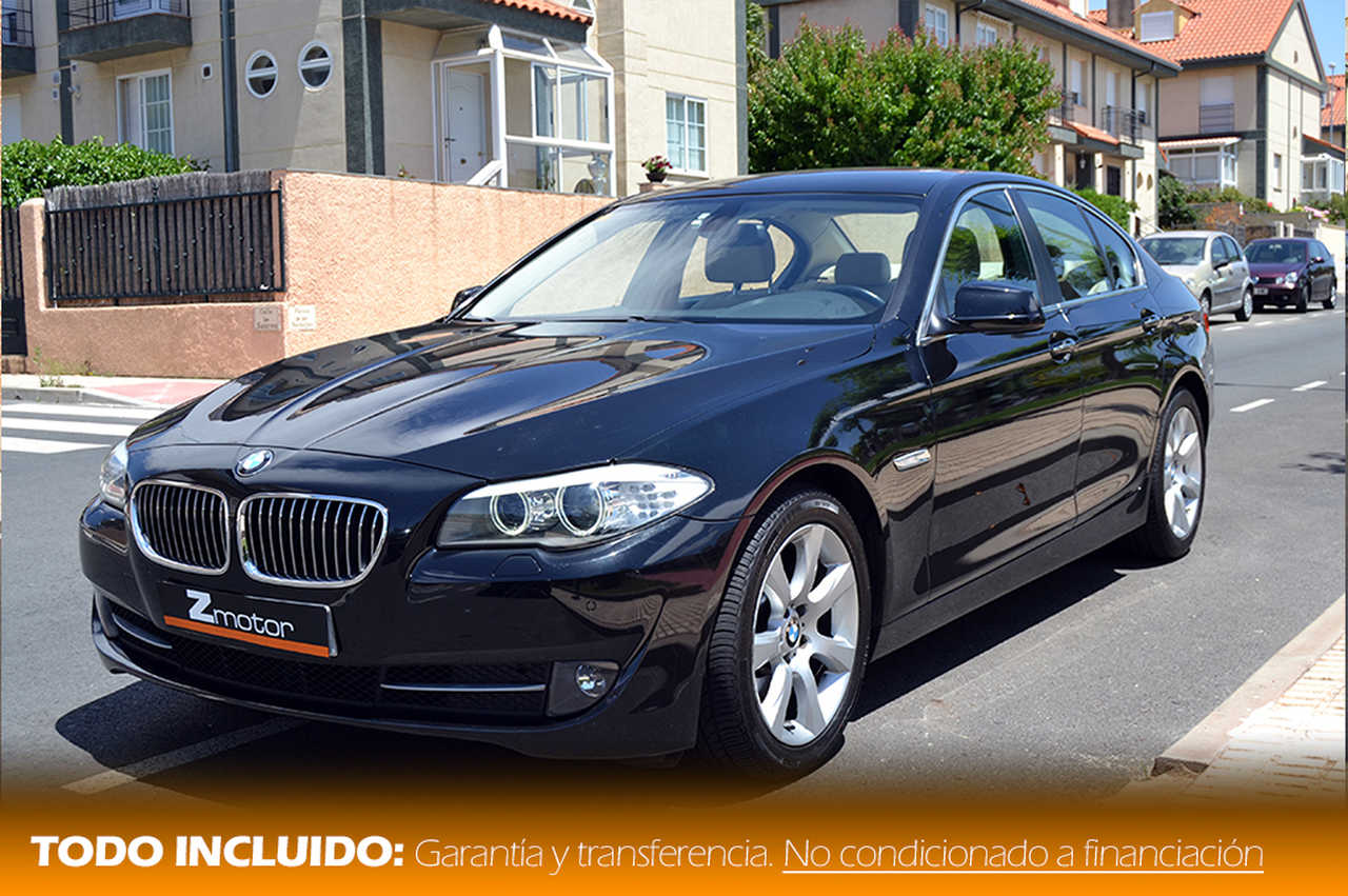 BMW Serie 5 530dA 245cv   - Foto 1