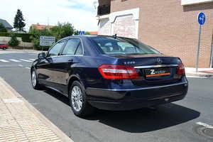 Mercedes Clase E 220 Cdi BlueEfficiency 170cv Elegance Auto   - Foto 2