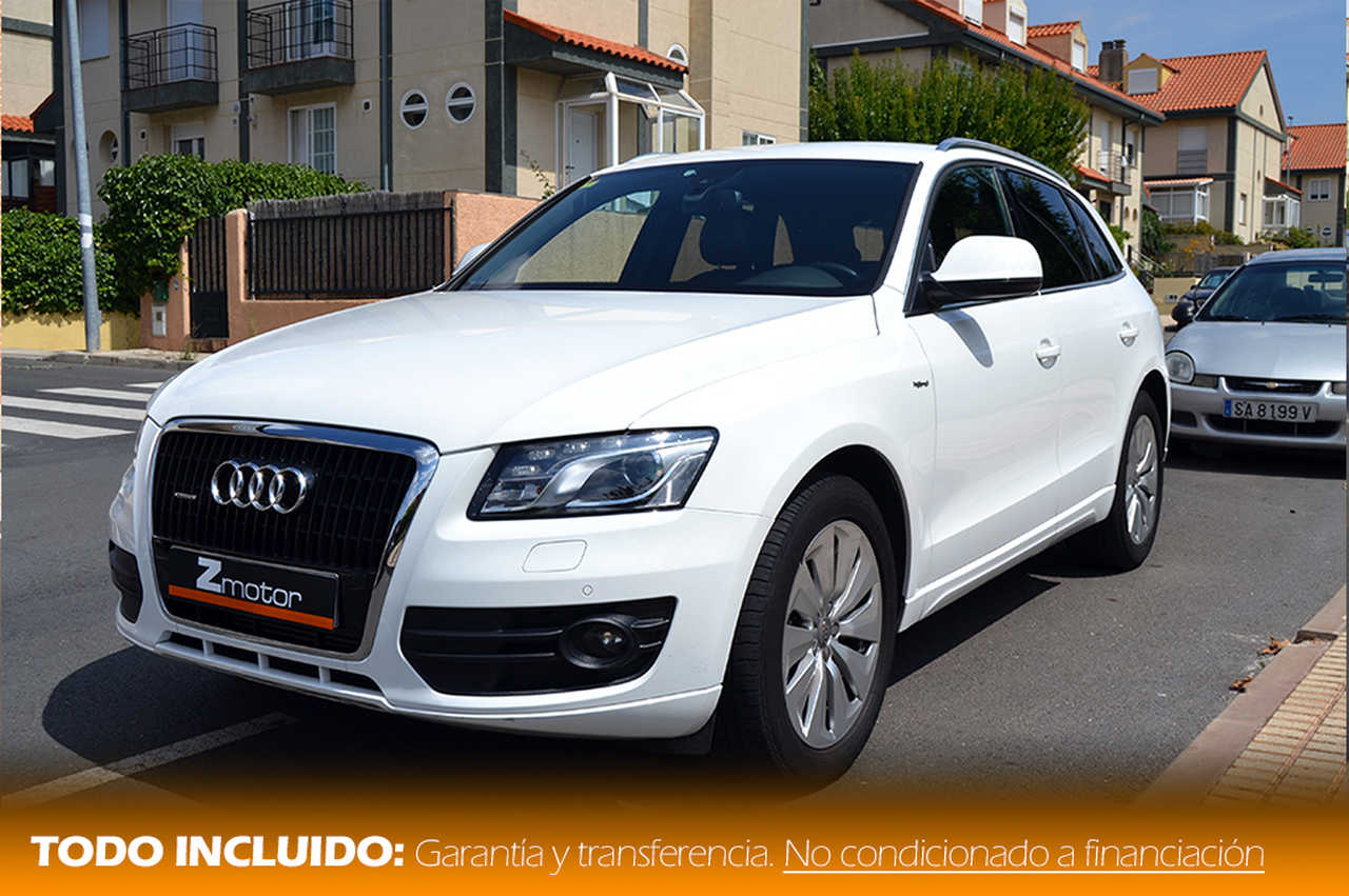 Audi Q5 Hybrid 2.0 Tfsi 245cv Quattro Tiptronic   - Foto 1