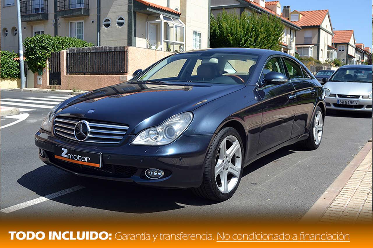 Mercedes Clase CLS 350 272cv 7G-Tronic   - Foto 1