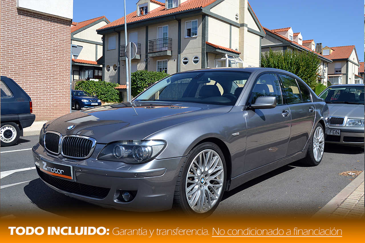 BMW Serie 7 745d 330cv Individual   - Foto 1