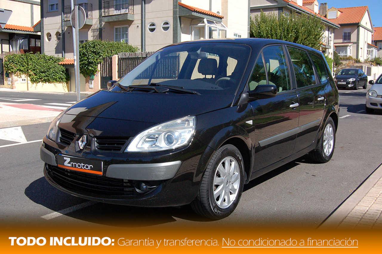 Renault Grand Scénic 2.0 dci 150cv Privilege 7 plazas   - Foto 1