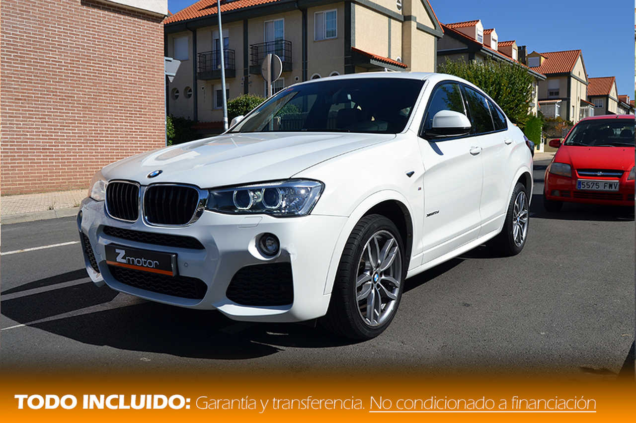 BMW X4 20dA xDrive 190cv ///M Sports   - Foto 1