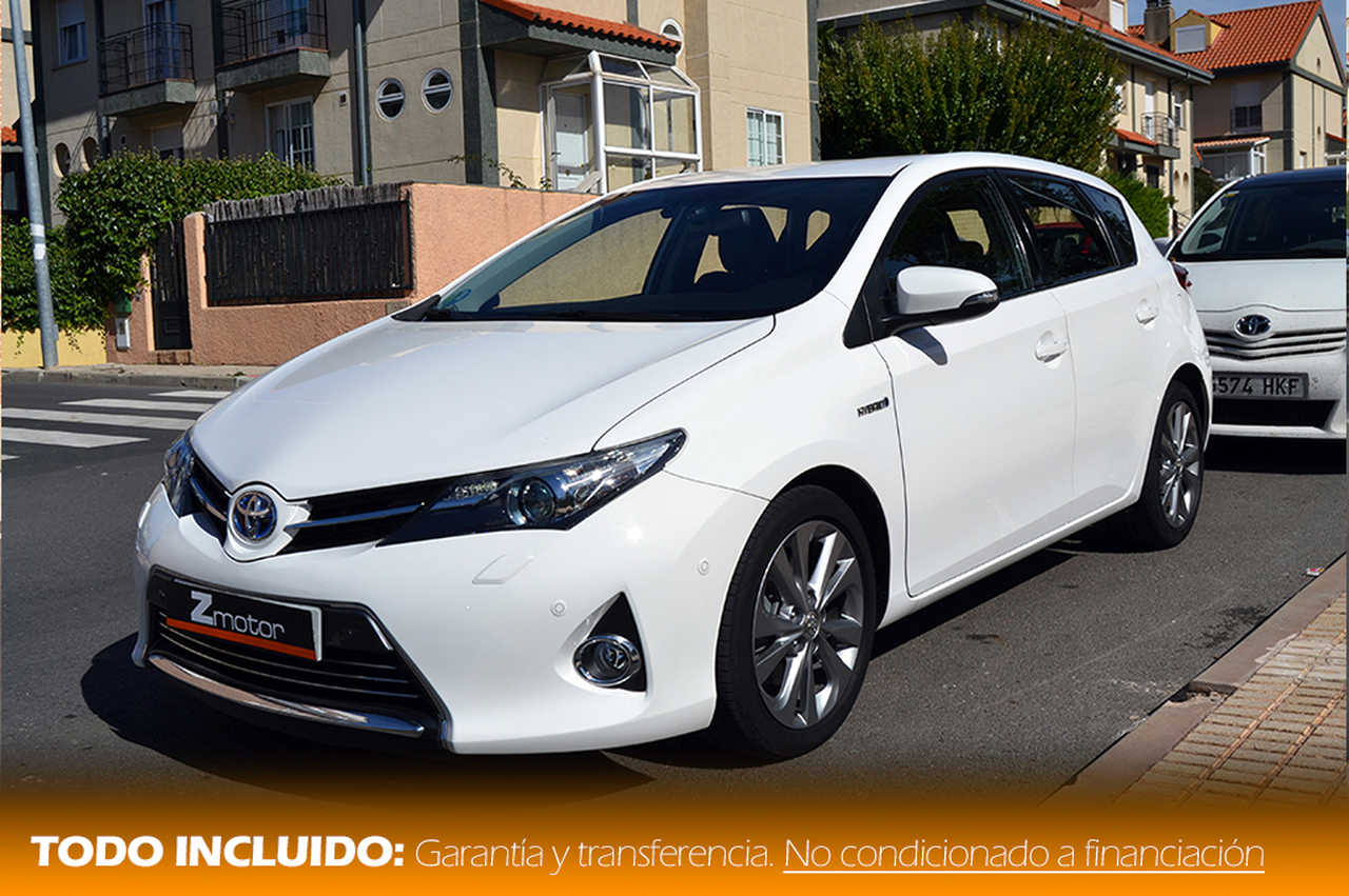 Toyota Auris Hybrid Advance 136cv   - Foto 1