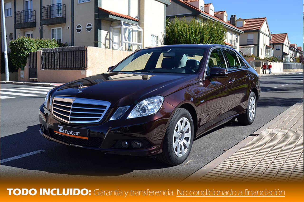 Mercedes Clase E 200 Cdi BlueEFFICIENCY Automático   - Foto 1