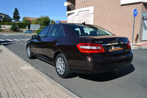 Mercedes Clase E 200 Cdi BlueEFFICIENCY Automático   - Foto 2