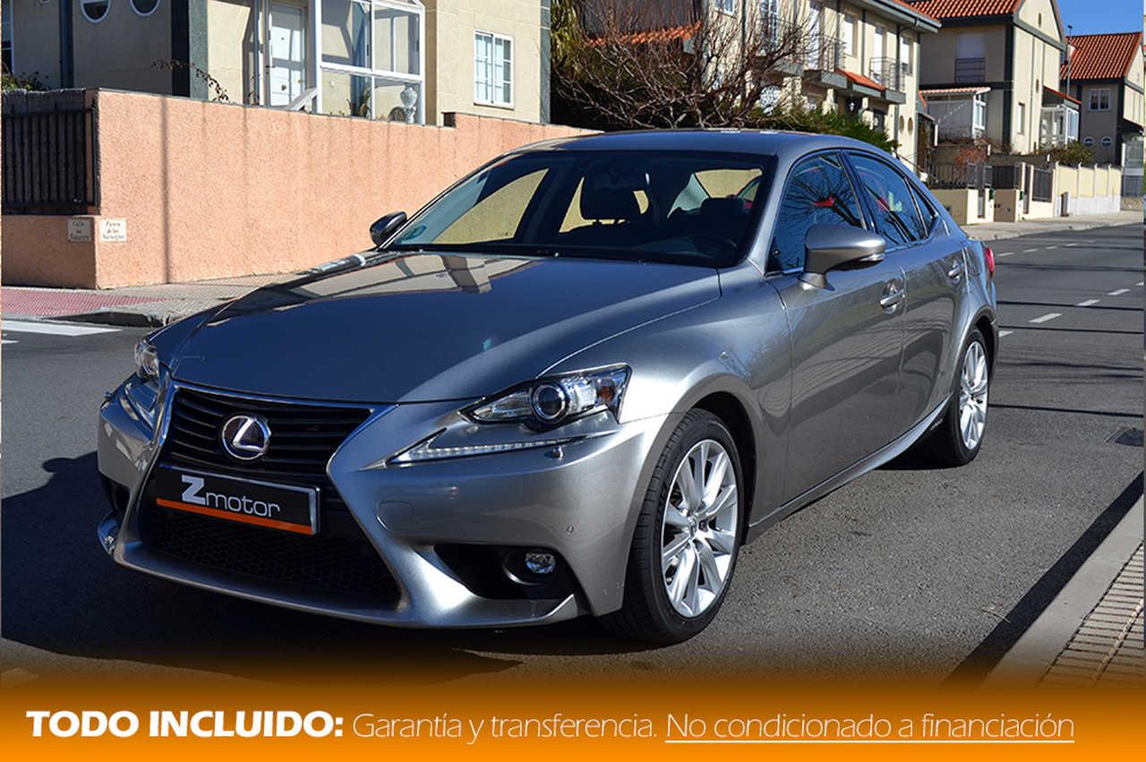 Lexus IS 300h Executive Tecno Navibox 223cv Híbrido   - Foto 1