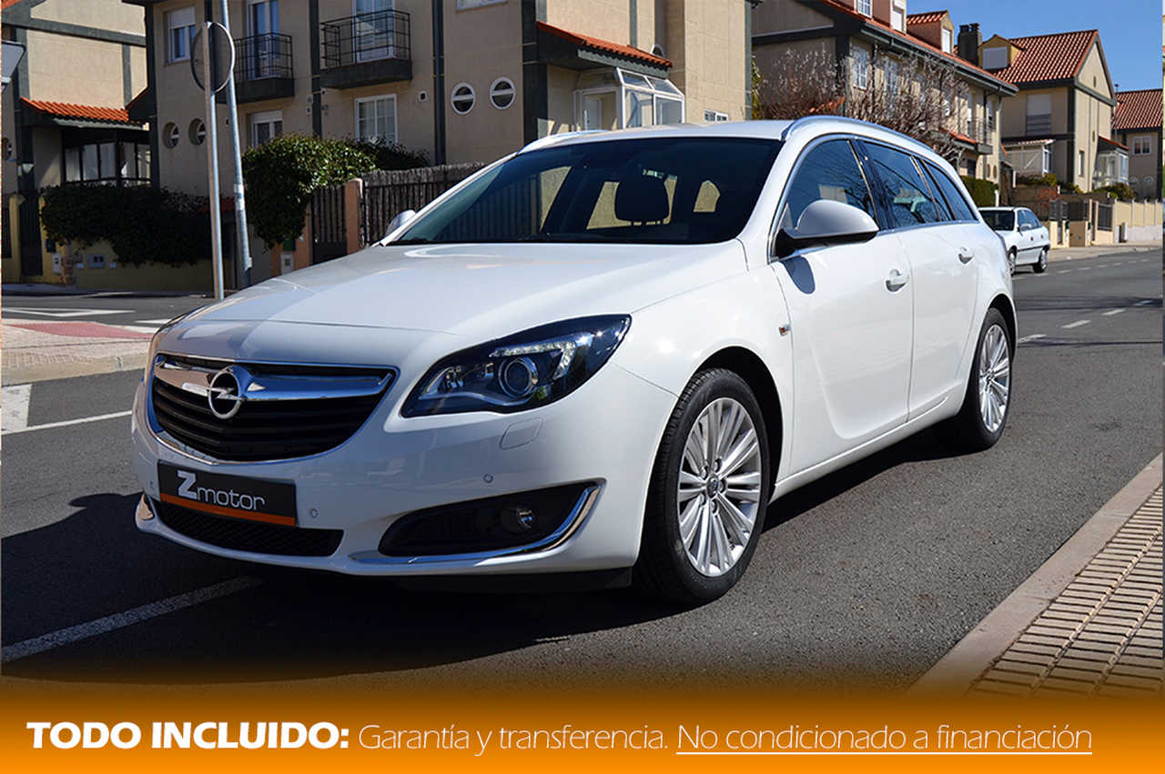 Opel Insignia Sports Tourer 1.6 Cdti 136cv Excellence   - Foto 1