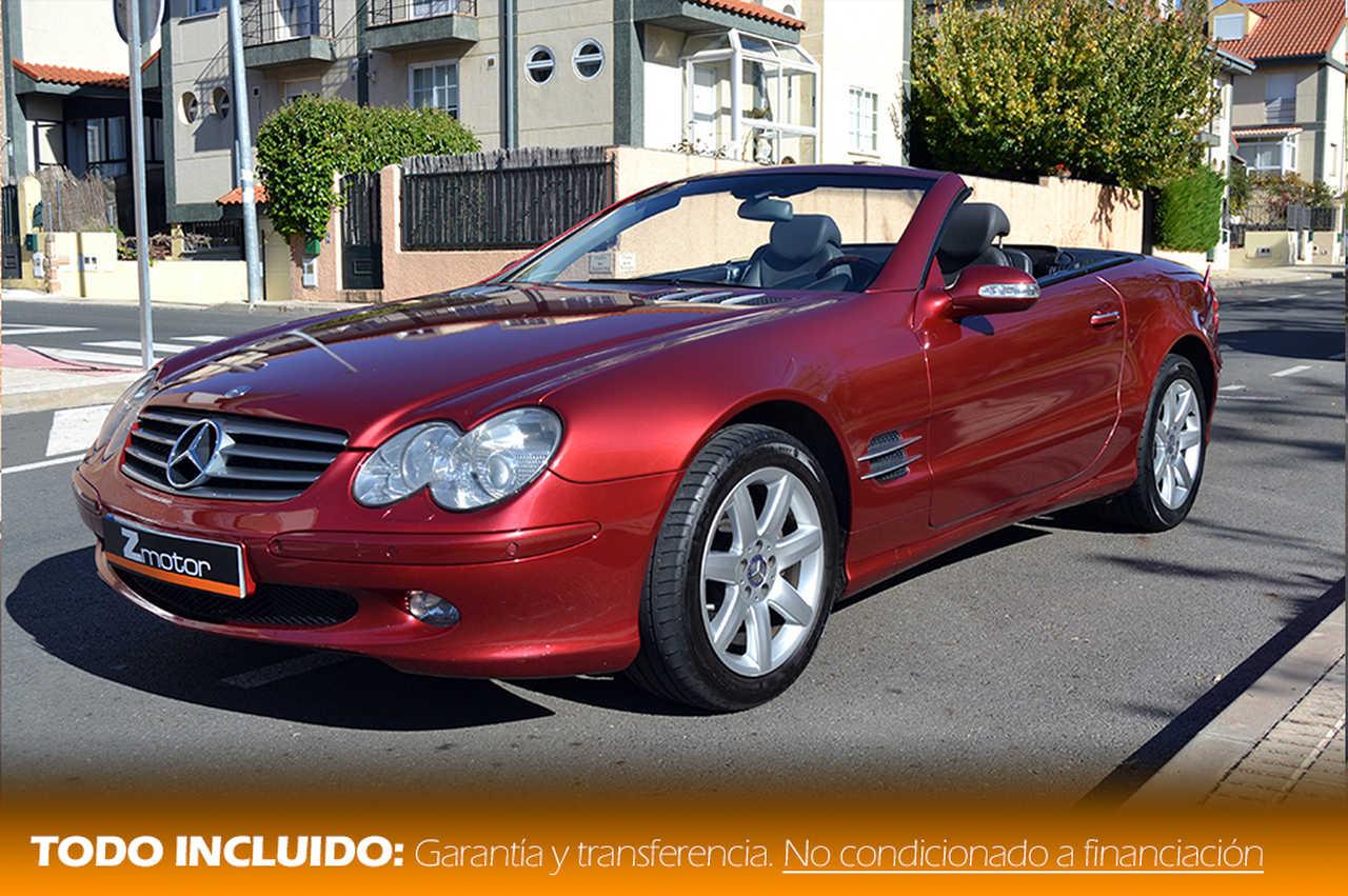 Mercedes Clase SL 500 v8 306cv   - Foto 1