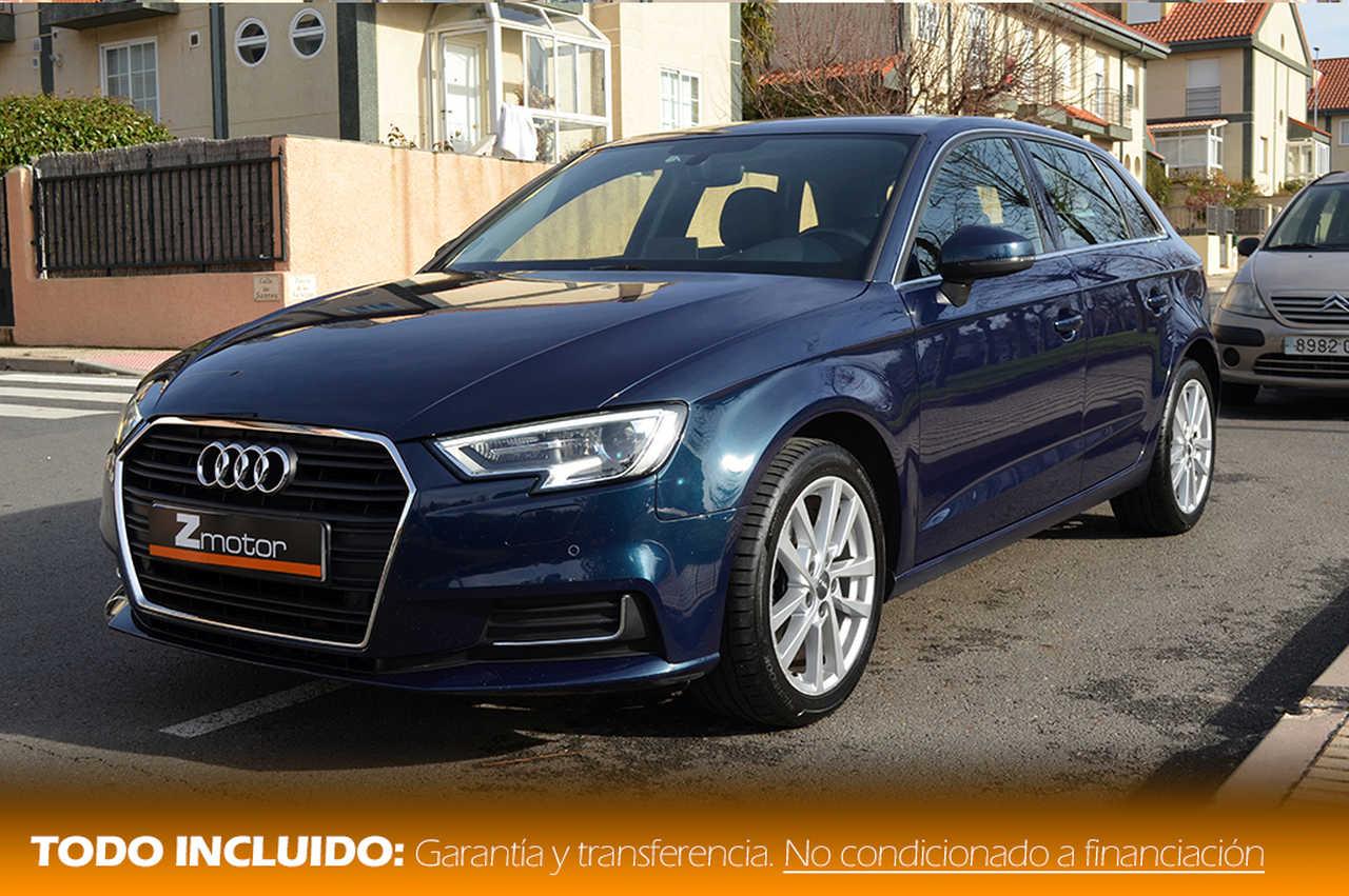 Audi A3 Sportback 1.6 Tdi 110cv Design Edition   - Foto 1