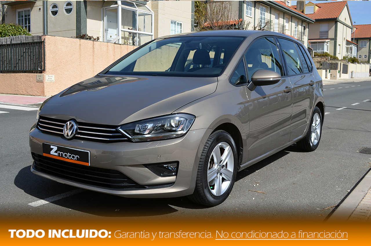 Volkswagen Golf Sportsvan 1.6 Tdi 110cv Advance DSG   - Foto 1