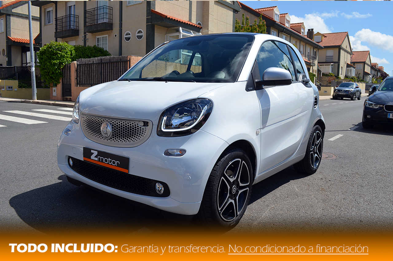 Smart Fortwo Coupe 66kw 90cv Passion Twinamic   - Foto 1