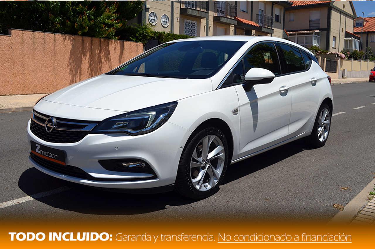 Opel Astra 1.6 Cdti 110cv Dynamic   - Foto 1