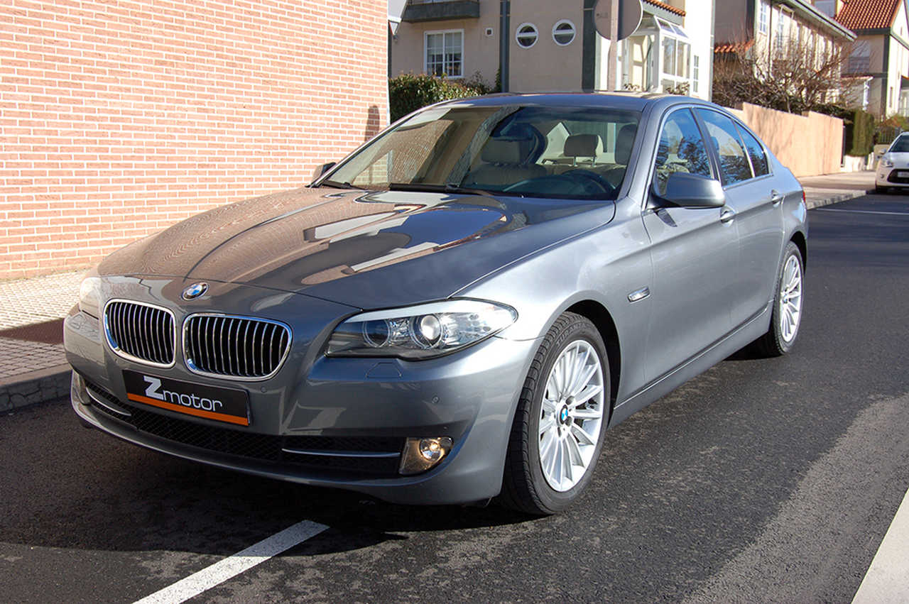 BMW Serie 5 520d 184cv f10   - Foto 1