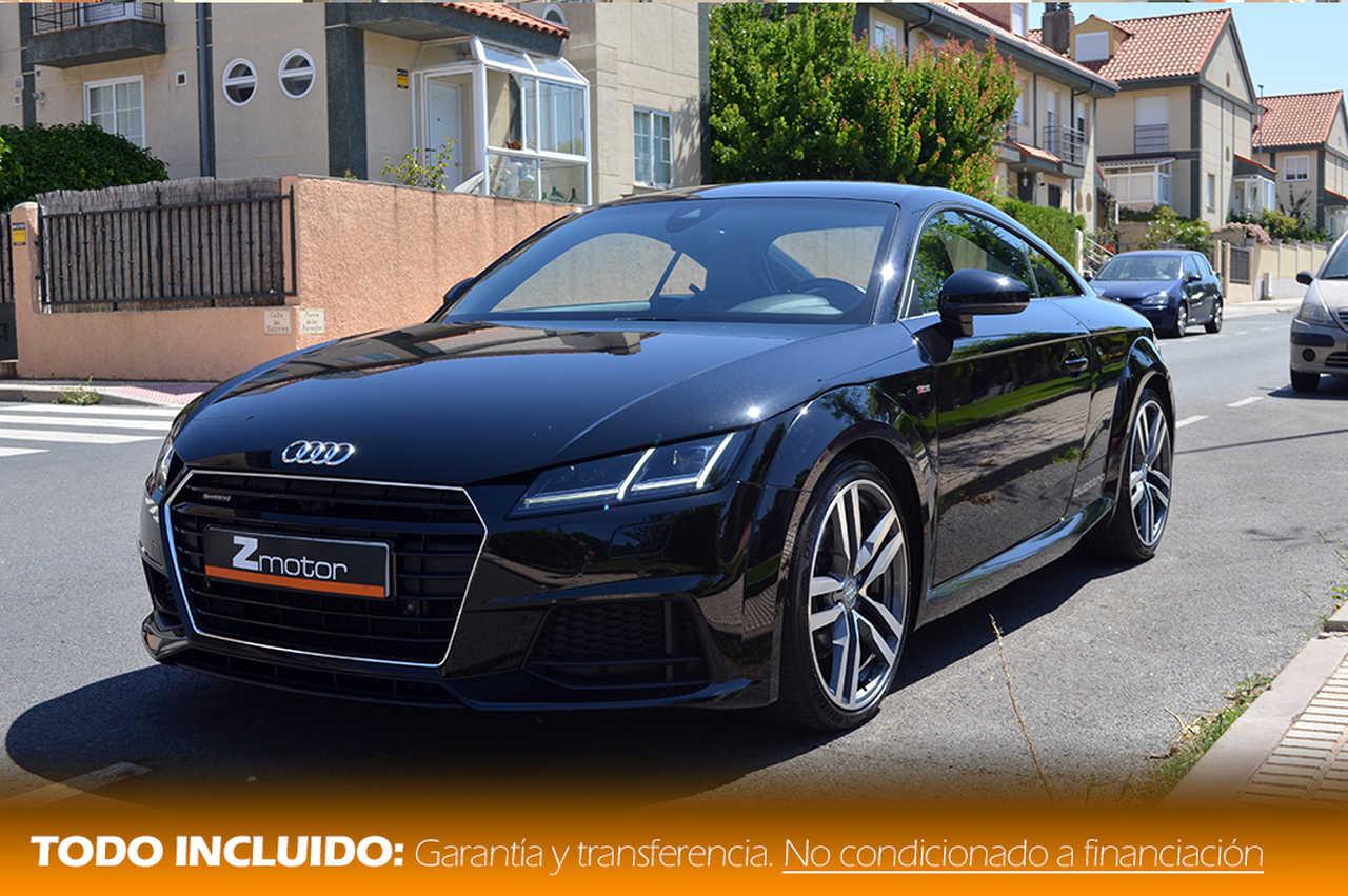 Audi TT 2.0 Tfsi 230cv Quattro S-Tronic S-Line   - Foto 1