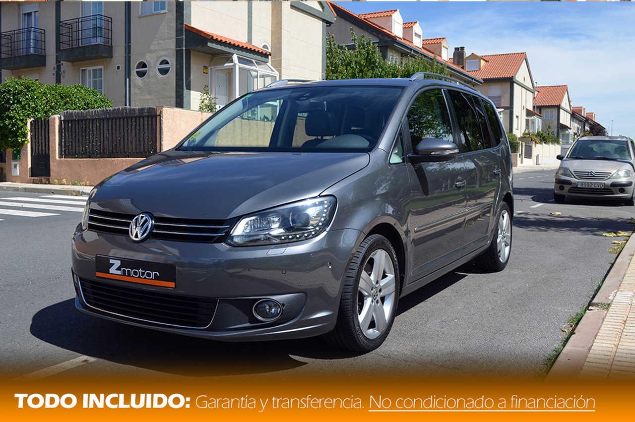 Volkswagen Touran 2.0 Tdi 140cv DSG Sport 7 plazas   - Foto 1