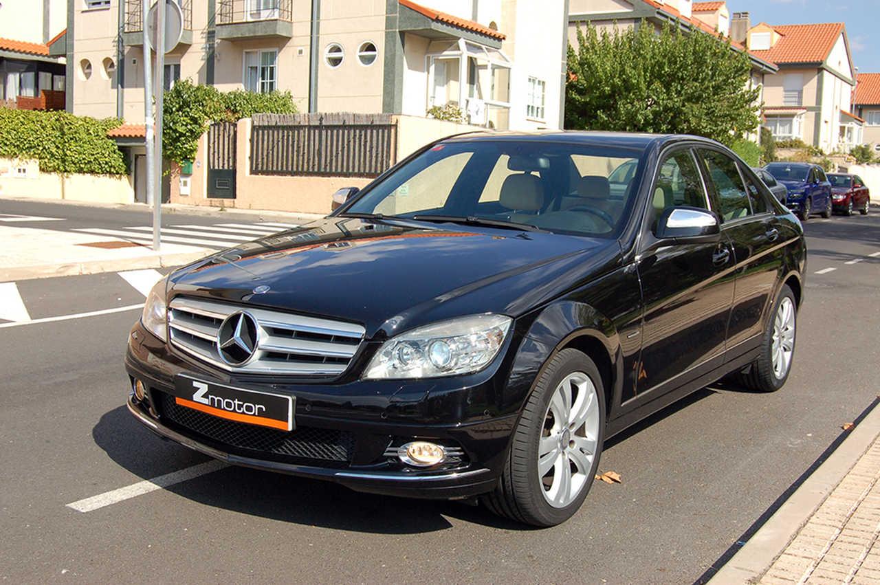 Mercedes Clase C 220 Cdi 170cv Avantgarde Automático   - Foto 1