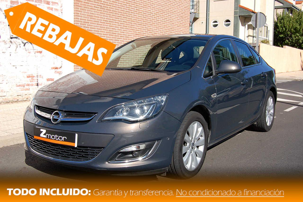 Opel Astra Sedan 1.7 Cdti 130cv Excellence   - Foto 1