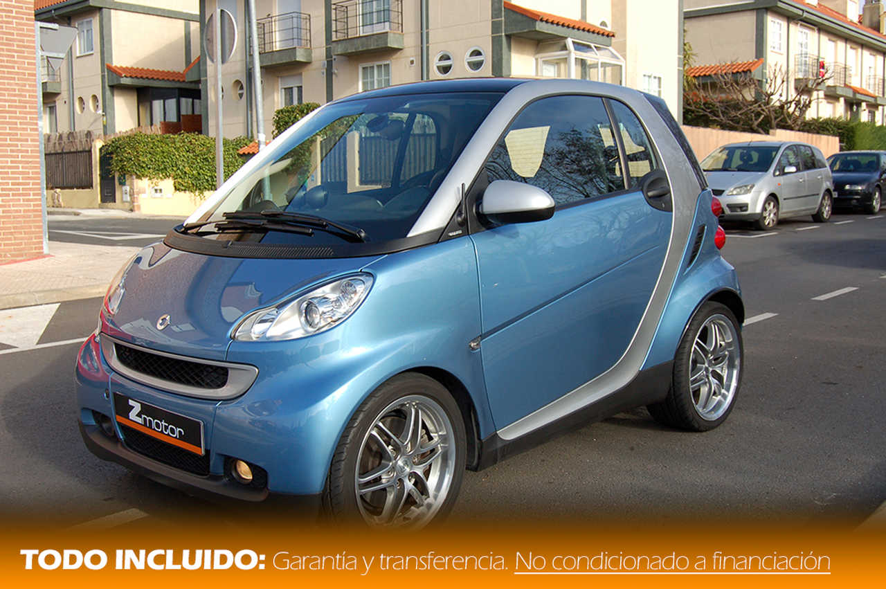Smart Fortwo Coupé Brabus Xclusive 102cv   - Foto 1