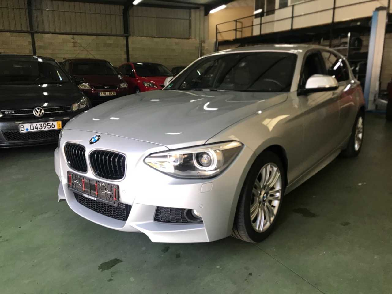 BMW Serie 1 120d pack m 184cv   - Foto 1