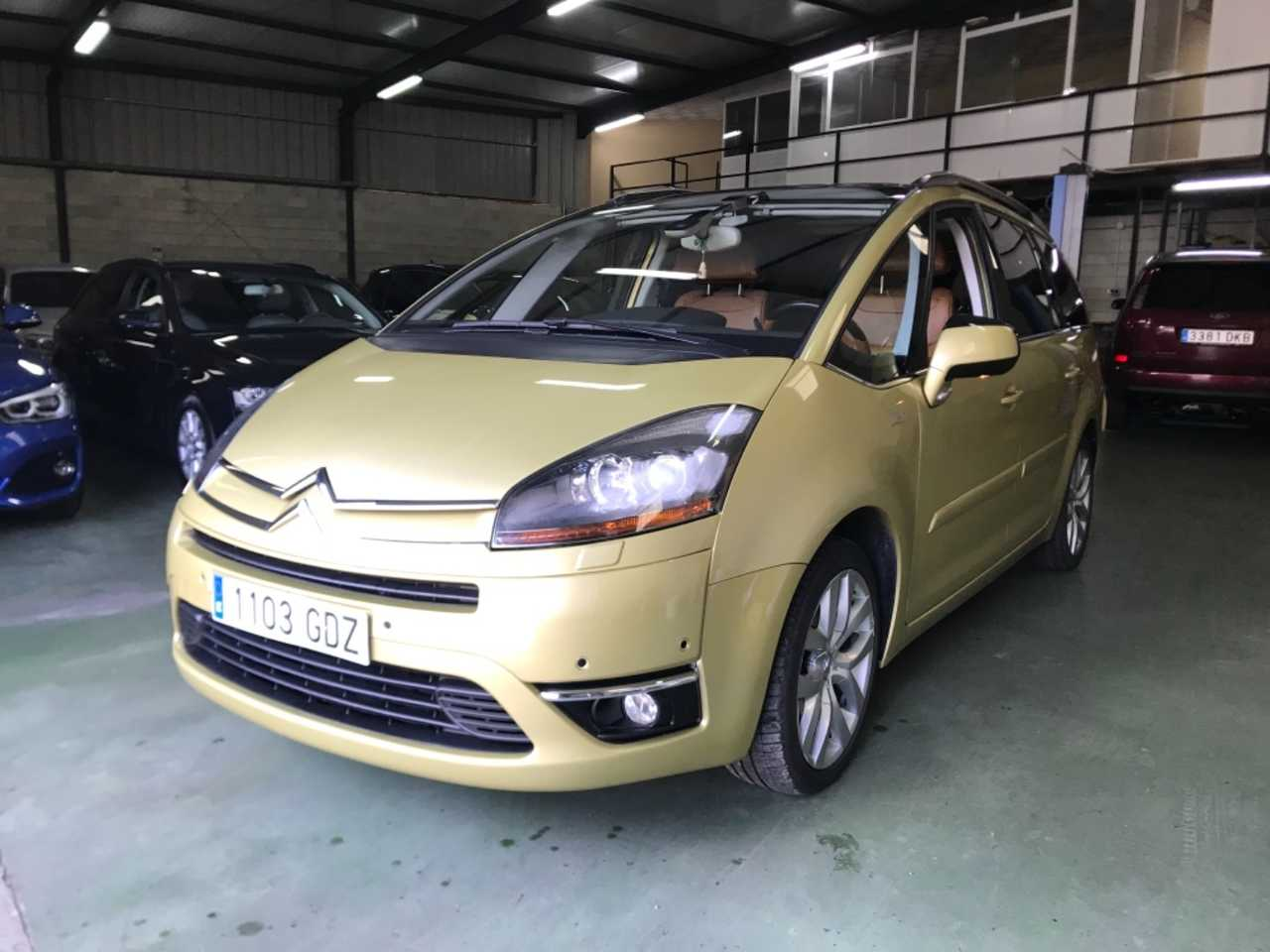 Citroën C4 Picasso Exclusive   - Foto 1
