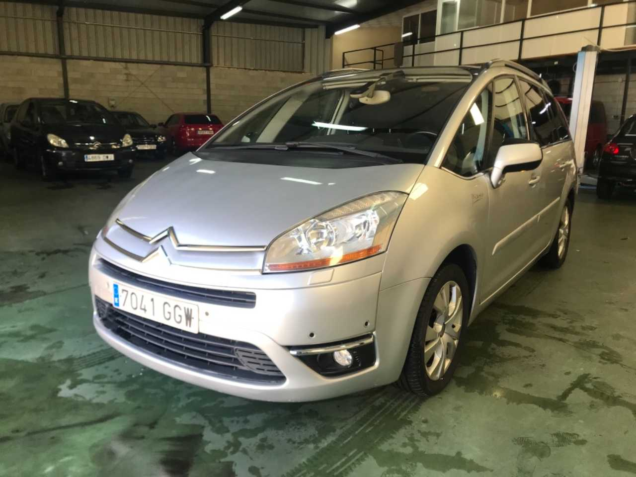 Citroën Grand C4 Picasso Exclusive 2.0hdi 136cv   - Foto 1