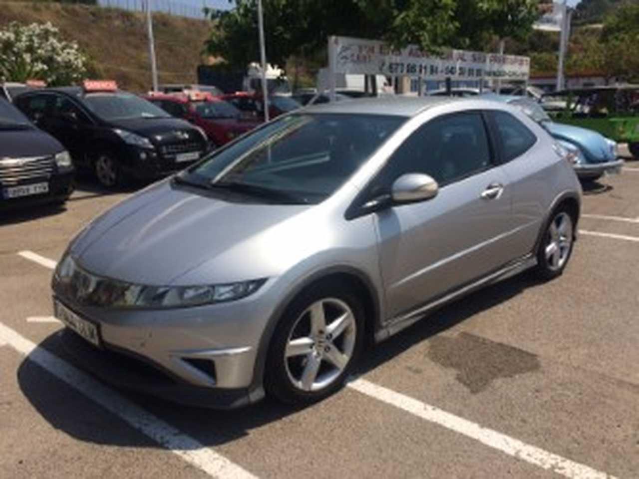 Honda Civic 2.2 I CTDI TYPE S 3P   - Foto 1