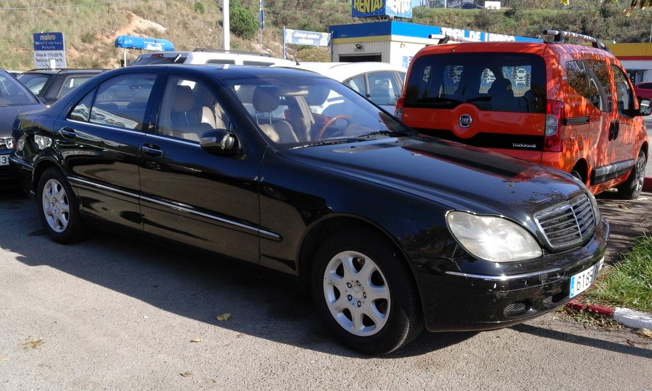 Mercedes Clase S S500  V8 LARGO AUTOMATICO   - Foto 1