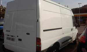 Ford Transit  Furgon 2.4D ISOTERMO Y EQUIPO FRIO   - Foto 3