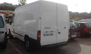 Ford Transit  Furgon 2.4D ISOTERMO Y EQUIPO FRIO   - Foto 2