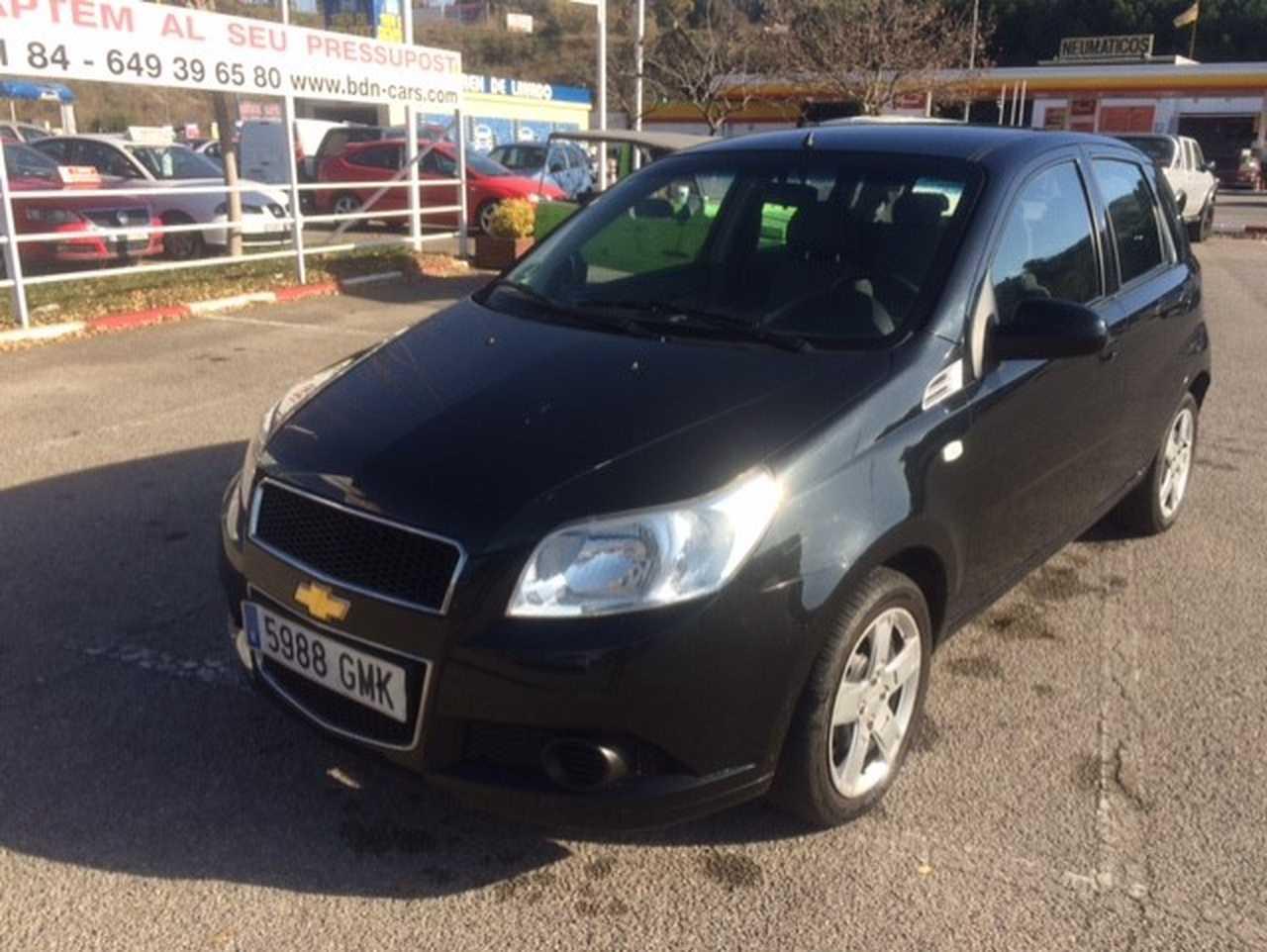 Chevrolet Aveo  5 p LS 16V 1.2 5P   - Foto 1