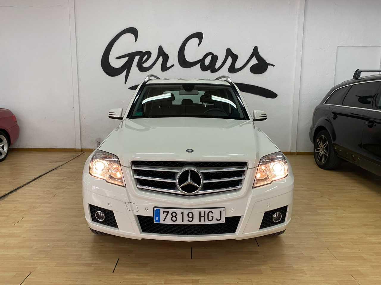 Mercedes Clase GLK 220CDI 170CV BLUEEFFICIENCY   - Foto 1