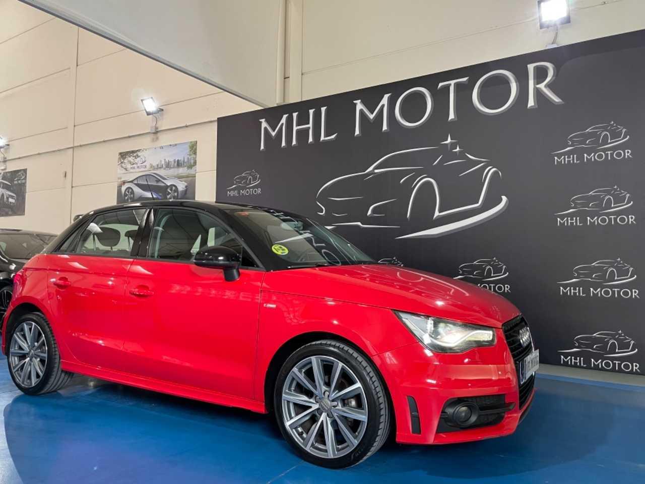 Audi A1  Sportback SLINE 1.6Tdi   - Foto 1