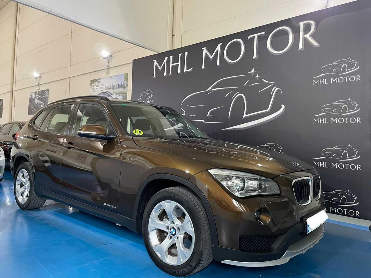 BMW X1 SDRIVE 18D 143cv   - Foto 1