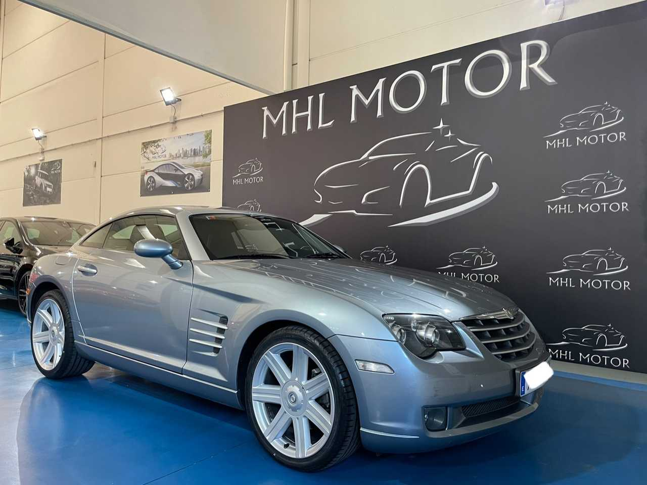 Chrysler Crossfire 3.2 LIMITED AUTO   - Foto 1