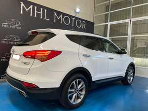 Hyundai Santa Fe 2.2CRDI 4X4 TECNO 7 PLAZAS 196CV   - Foto 2
