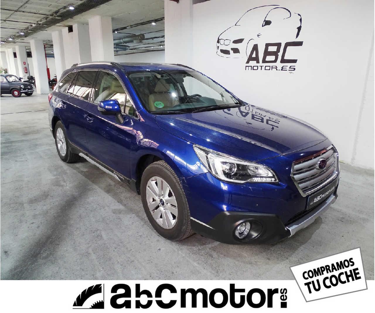 Subaru Outback 2.0 TD Executive AWD   - Foto 1