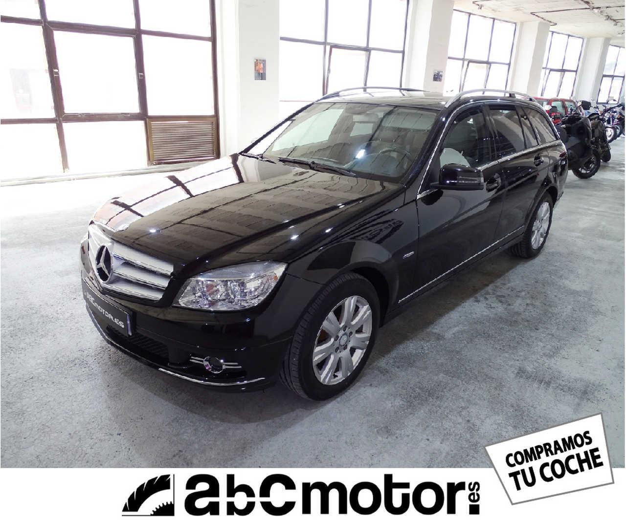 Mercedes Clase C 220 CDI Estate   - Foto 1