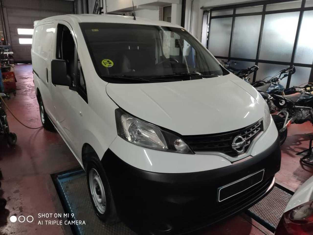 Nissan NV200 furgon   - Foto 1