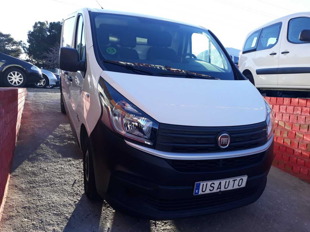Fiat Talento Cargo 1.6 120 L1   - Foto 1