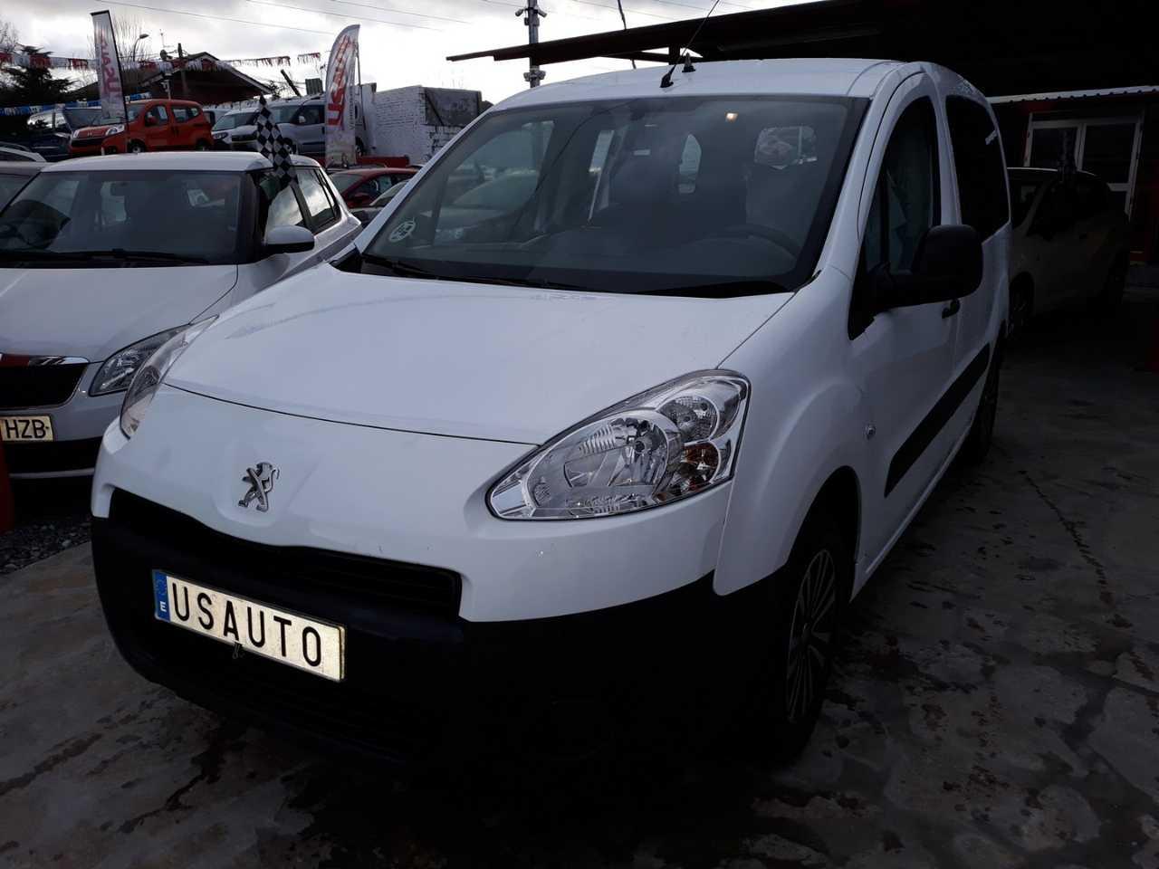 Peugeot Partner TEPEE 1.6 HDI   - Foto 1