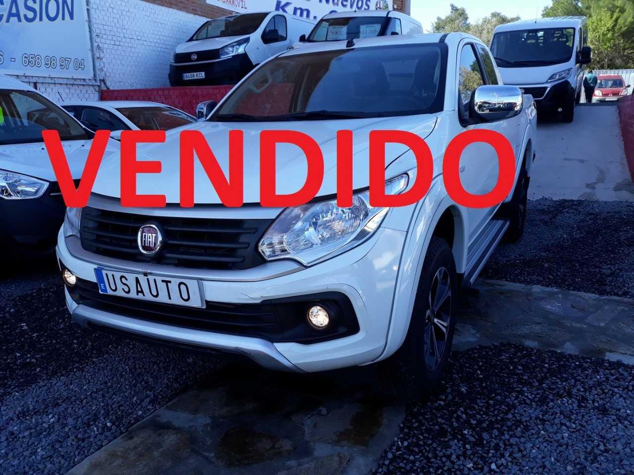 Fiat Fullback 2.5 181 CV OPEN EDITION   - Foto 1