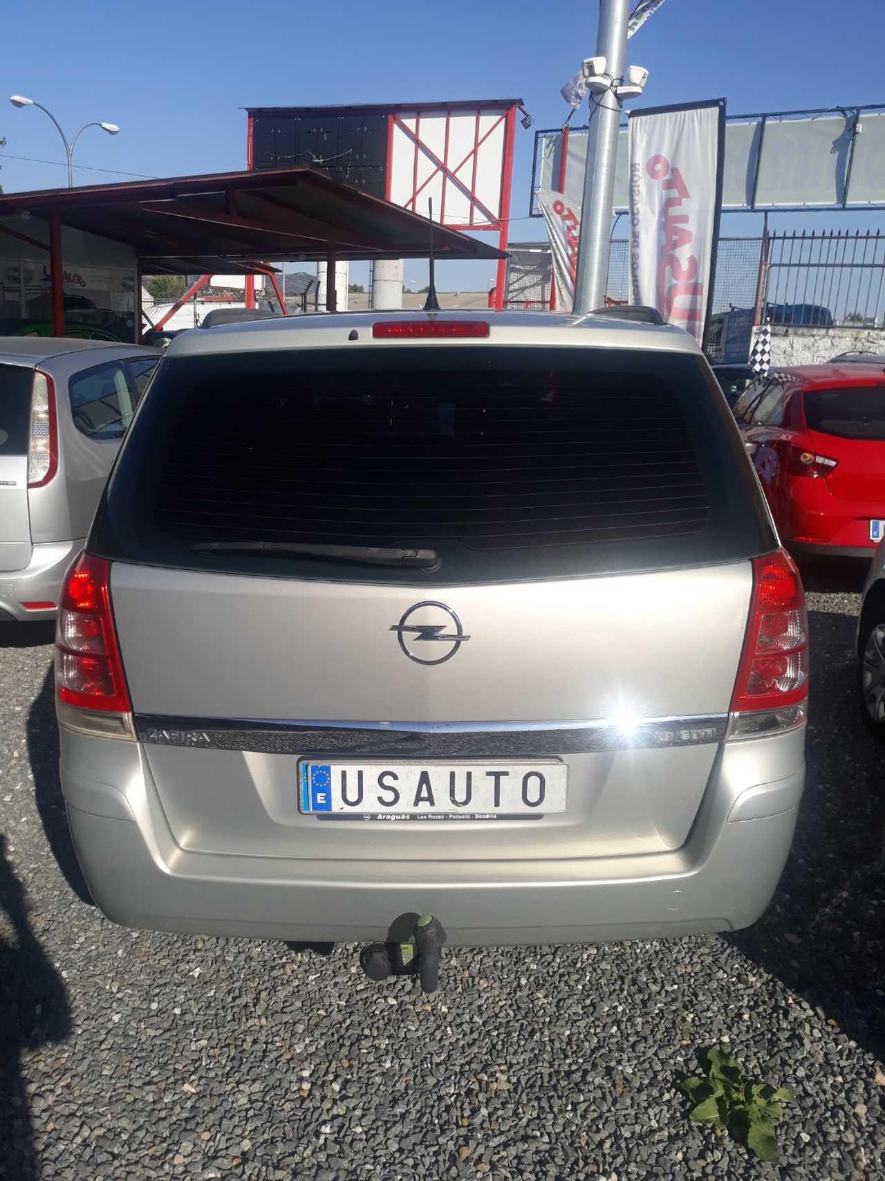 Opel Zafira 2.0CDTI 120CV   - Foto 1