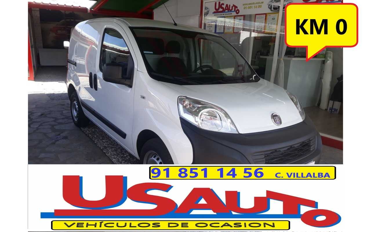 Fiat Fiorino Cargo N1 1.3 MJET 80 CV   - Foto 1