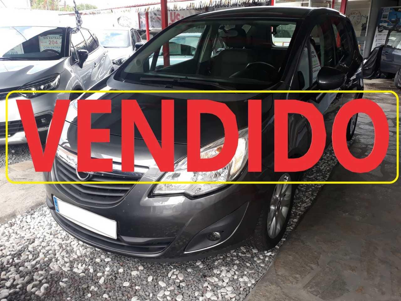 Opel Meriva 1,7 CDTI SELECTIVE   - Foto 1
