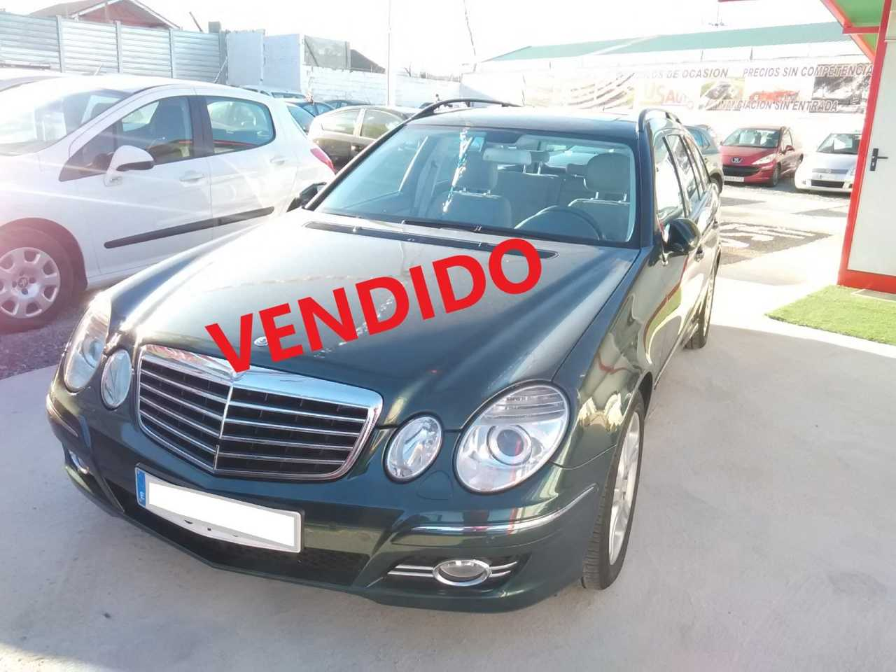 Mercedes Clase E Estate E280 CDI AVANTGARDE 7G   - Foto 1