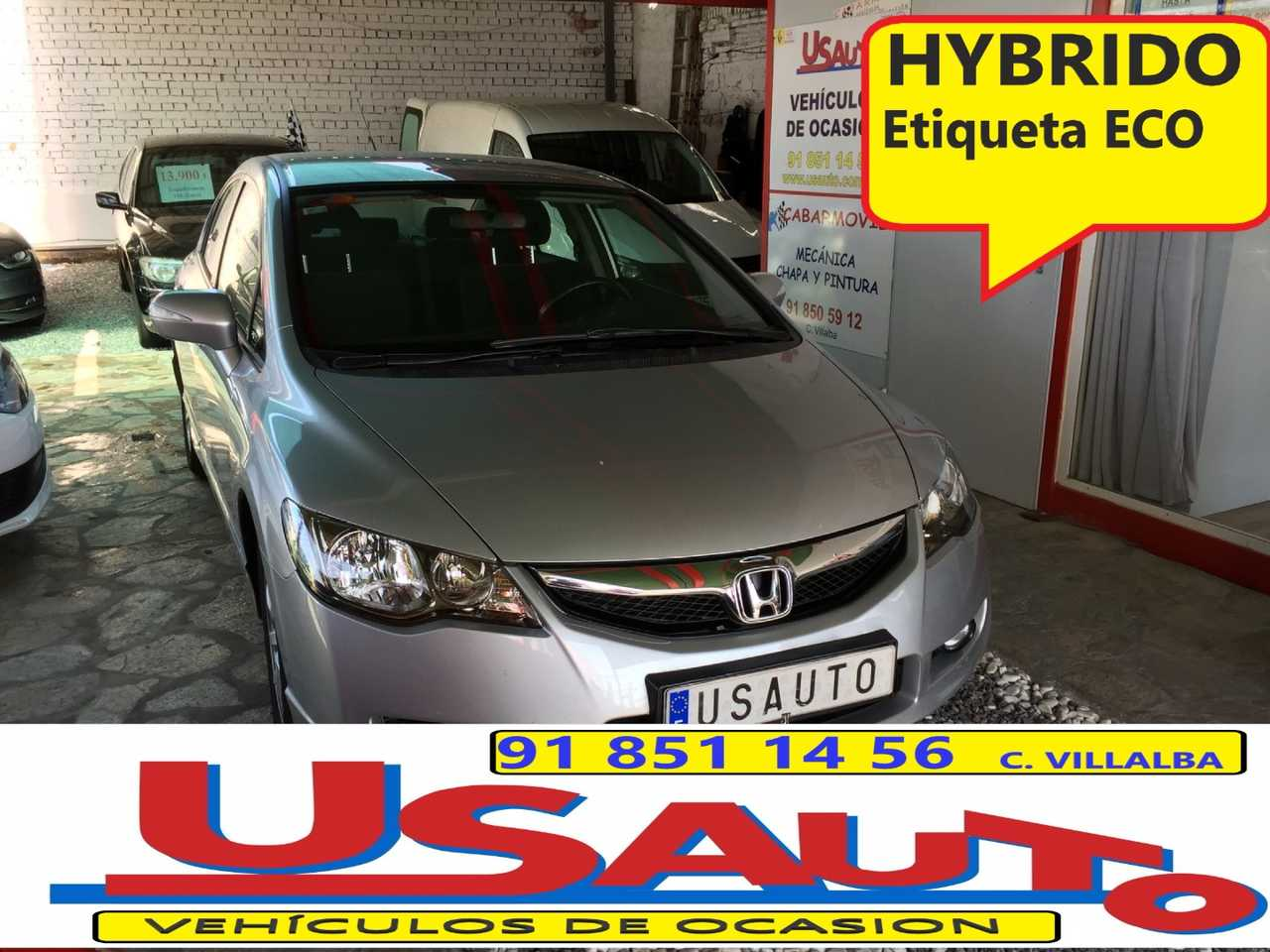 Honda Civic Hybrid 1.3 IVTEC IMA   - Foto 1